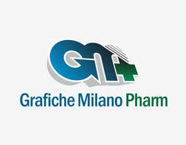 #143 for Logo Design for Grafiche Milano Pharm by edvans