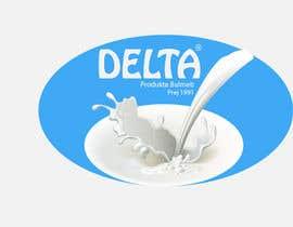 Hamzakhan904 tarafından logo design for a dairy , milk processing company için no 14