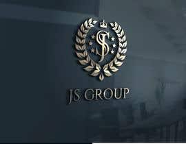 """aim2help tarafından """" JS GROUP """" Logo için no 525"""