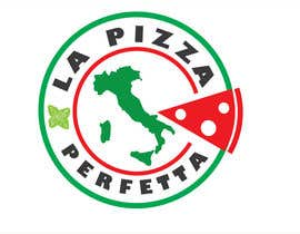 sapharika tarafından Design a Logo LA PIZZA PERFETTA için no 35