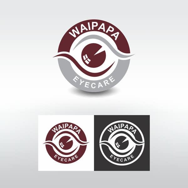 Inscrição nº 552 do Concurso para Logo Design for Waipapa Eyecare