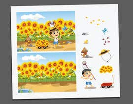 #25 for Kids Puzzle Scenery / Multiple (potentially many) bidders will be selected af Decafe