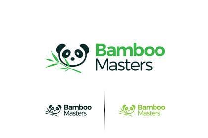 silverhand00099 tarafından Logo design for Bamboo Masters için no 49