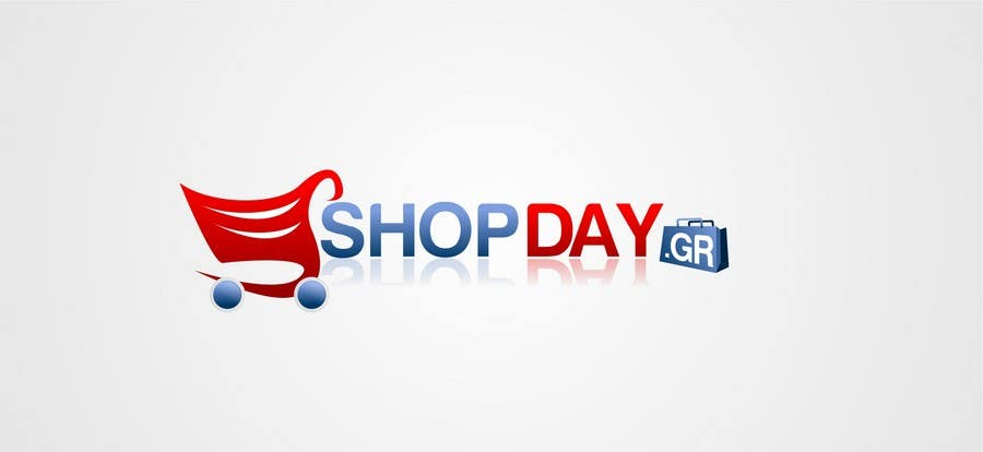 Logo Design for www.ShopDay.gr