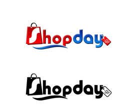 #223 for Logo Design for www.ShopDay.gr by oxygenwebtech