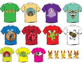 Vanai tarafından Design a T-Shirt for babies and kids için no 121