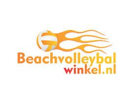 #221 para Logo Design for Beachvolleybalwinkel.nl por uniqueartpk