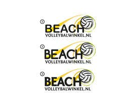 #84 untuk Logo Design for Beachvolleybalwinkel.nl oleh ShinymanStudio