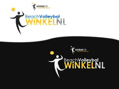Contest Entry #30 for Logo Design for Beachvolleybalwinkel.nl