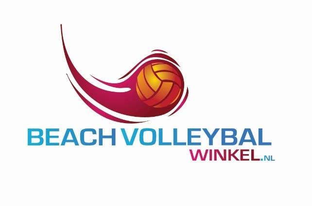 Inscrição nº 188 do Concurso para Logo Design for Beachvolleybalwinkel.nl