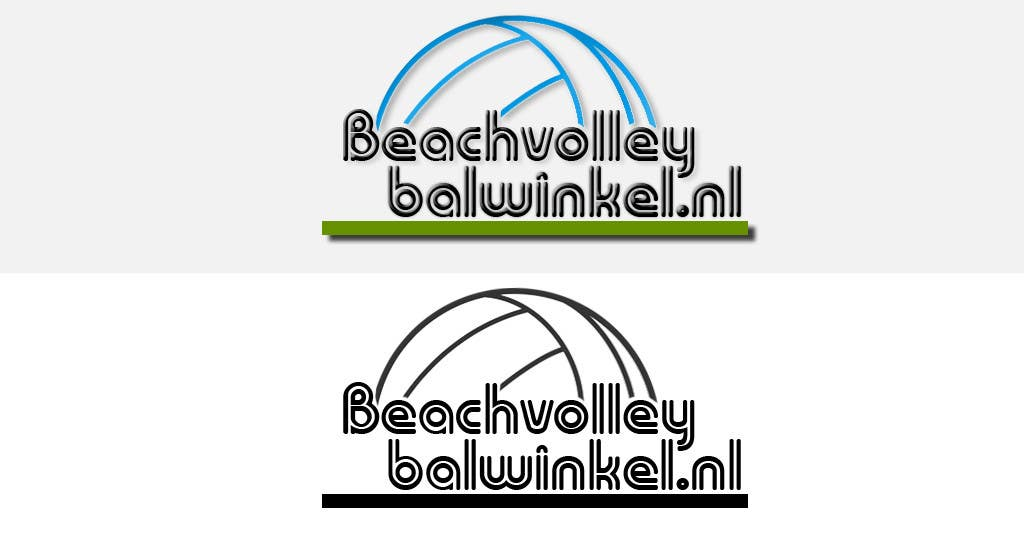 Contest Entry #12 for Logo Design for Beachvolleybalwinkel.nl