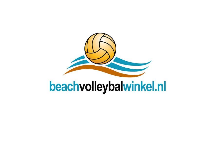 Inscrição nº 227 do Concurso para Logo Design for Beachvolleybalwinkel.nl