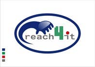 Bài tham dự #7 về Graphic Design cho cuộc thi Logo Design for Reach4it - Urgent