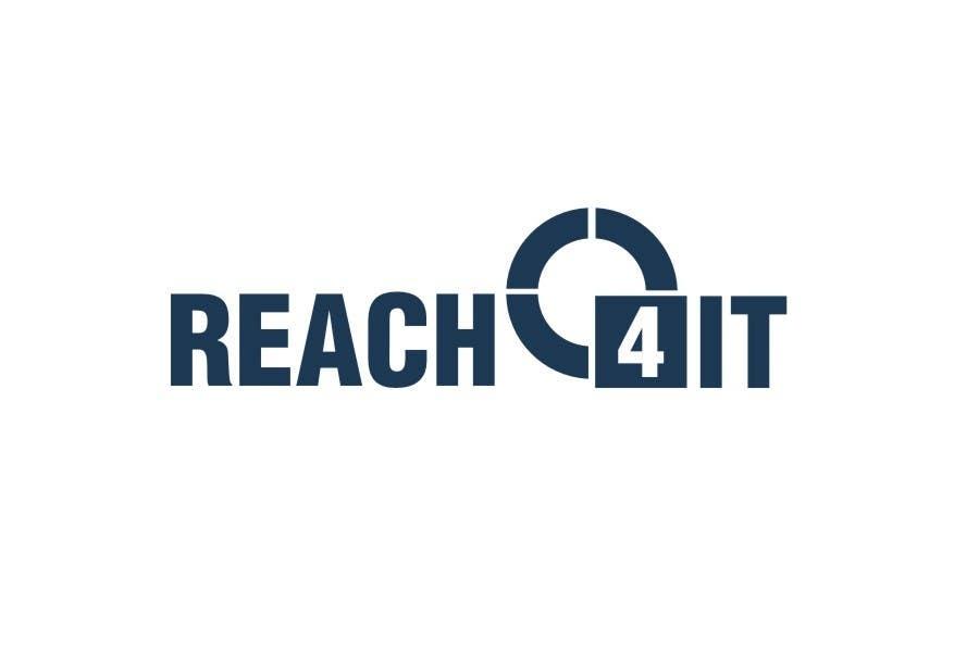Bài tham dự cuộc thi #                                        421                                      cho                                         Logo Design for Reach4it - Urgent