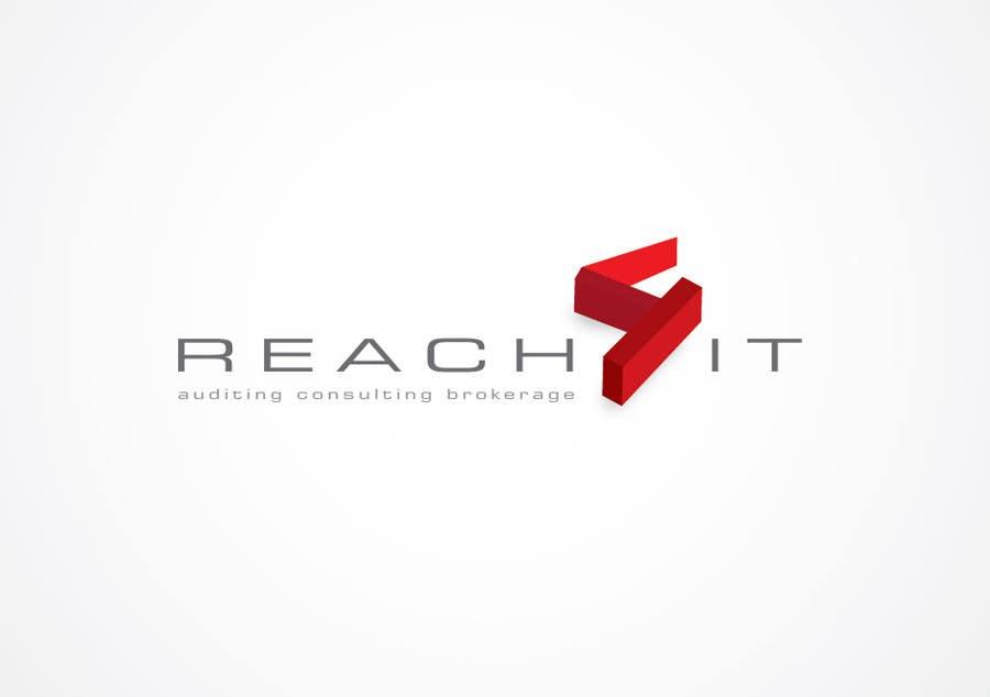 Bài tham dự cuộc thi #282 cho Logo Design for Reach4it - Urgent