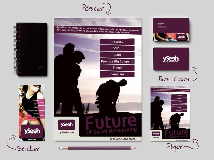 #1 for Ontwerp een Advertentie for ySeeh.com by elnahari