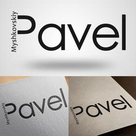 Designer9612 tarafından Personal name logo için no 5