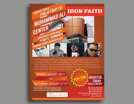 Thirdeyedesigns tarafından Design an Iron Faith Flyer for Field Trip için no 16