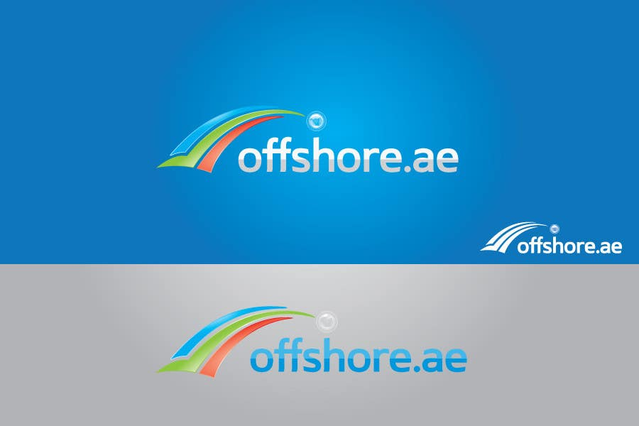 Конкурсная заявка №106 для Logo Design for offshore.ae