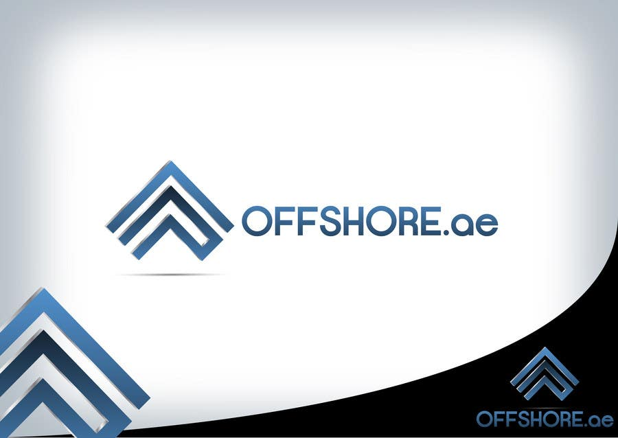 Конкурсная заявка №10 для Logo Design for offshore.ae