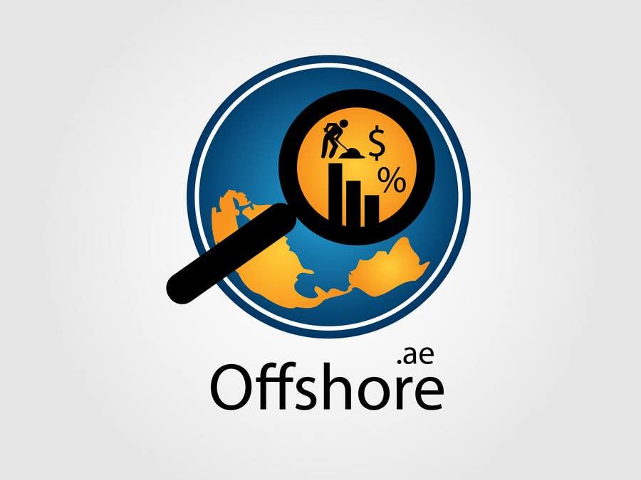 Penyertaan Peraduan #                                        22                                      untuk                                         Logo Design for offshore.ae