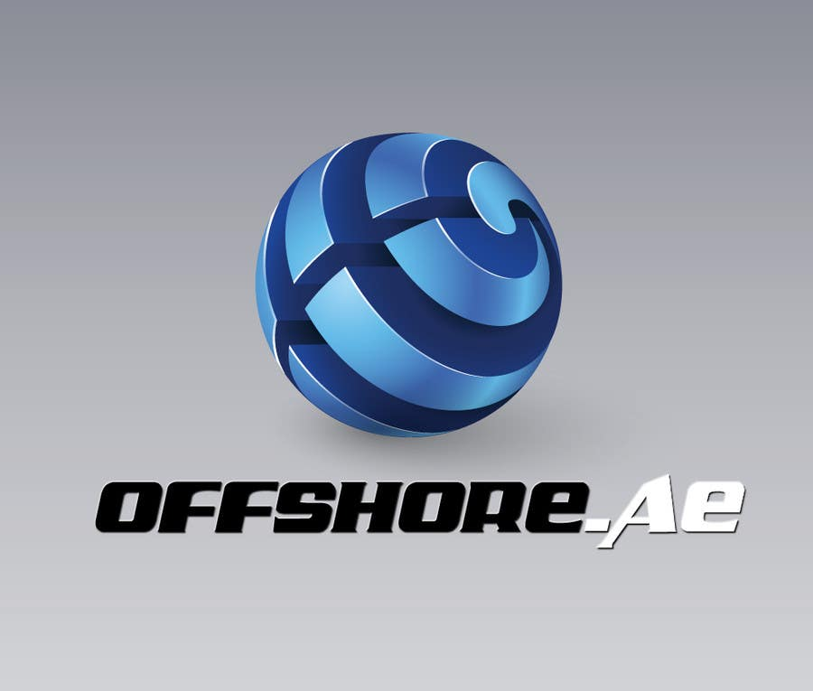 Конкурсная заявка №44 для Logo Design for offshore.ae
