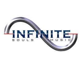 cyberlenstudio tarafından Design a Logo for Infinite Souls Music için no 20