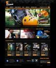 Graphic Design Συμμετοχή Διαγωνισμού #63 για Website Design for KNEETEK.NET