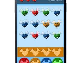 sharpBD tarafından Redesign the gameplay UI of a simple mobile game için no 9