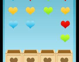 BlackFlame10 tarafından Redesign the gameplay UI of a simple mobile game için no 3