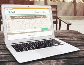 Nro 4 kilpailuun Design a Website Mockup for Home Page only käyttäjältä dikigunawan