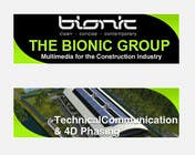 #43 for Banner Ad Design for The Bionic Group by designerartist