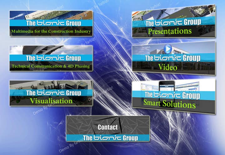 Contest Entry #13 for Banner Ad Design for The Bionic Group