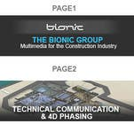 Contest Entry #41 for Banner Ad Design for The Bionic Group