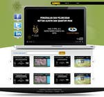 Contest Entry #35 for Website Design for KHAAFILA.TV  and HIJRAH.TV online televisions