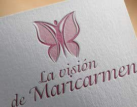 "Kihot tarafından Design a logo for my blog: ""La visión de Maricarmen"" için no 18"