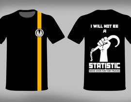 #25 for Design a T-Shirt by trafalgarLaw1495