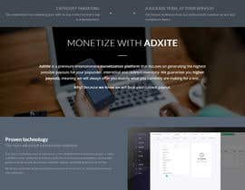#8 for Design a Website Mockup by widuIT
