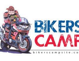 #15 for Bikers Campsite logo by kazemmiahbd