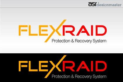 Конкурсная заявка №61 для Logo Design for www.flexraid.com