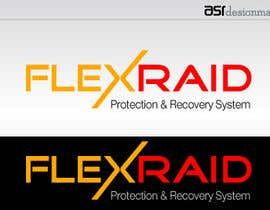 #61 cho Logo Design for www.flexraid.com bởi alt4raj