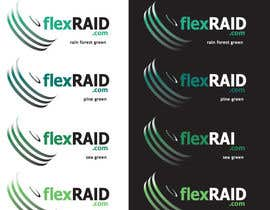 #89 for Logo Design for www.flexraid.com af robertcjr