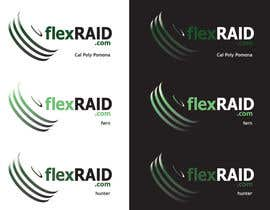 #65 cho Logo Design for www.flexraid.com bởi robertcjr