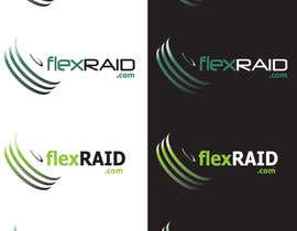 #42 para Logo Design for www.flexraid.com por robertcjr