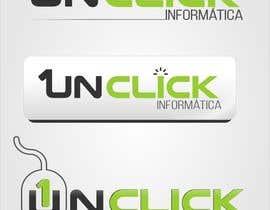 #100 for UNCLICK Diseño del logo by corradoenlaweb
