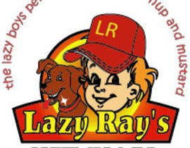 nº 80 pour Logo Design for Lazy Ray's par Technospace