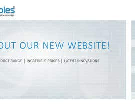 nole1 tarafından Design new eCommerce Website Banner Background Theme için no 2