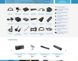 ducdungbui tarafından Design new eCommerce Website Banner Background Theme için no 10