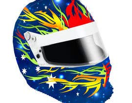 #42 untuk Racing Helmet design for 9 year old boy. oleh vishmith