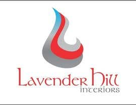 nº 18 pour Logo Design for Lavender Hill Interiors par zaingraphics